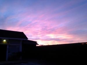 studio sunrise