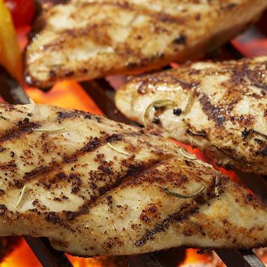 Lemon Rosemary Grilled Chicken Recipe