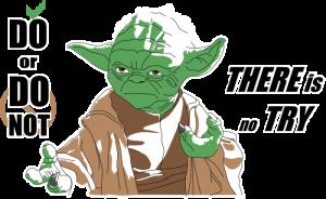 yoda no try