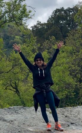 JH hiking